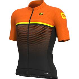 Alé Cycling PR-S Bridge SS Jersey Men, fluo orange
